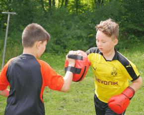Kinder boxen