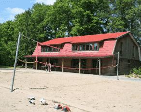 Unterkunft im Adventure Camps - Beachvolleyball