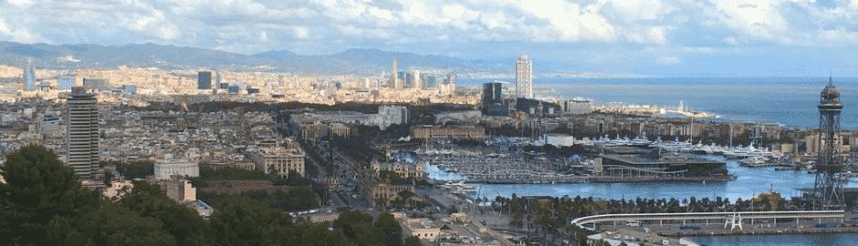 Tagesausflug nach Barcelona