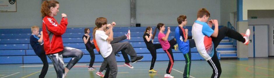Kampfsport könnte bei einer Kooperation zwischen Schule und Verein gefördert werden