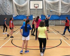 Sportarten England in der Move-It Saison 2019