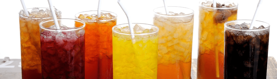 Erfrischungsgetränke Cola