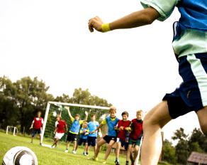 Feuchtwangen Jugendherberge Ferienfussball