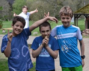 Campsaison 2017 Jungs Spaß Feriencamp