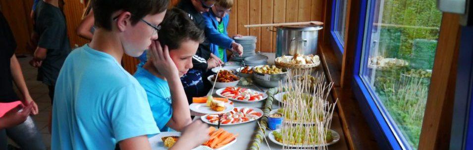 Abwechslung tut dem Ernährungsverhalten von Kindern gut