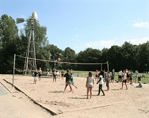 Summercamp Heino Beachvolleyball