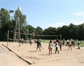 Summercamp Heino Beachvolleyball