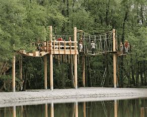 Camp Heino Hochseilklettergarten