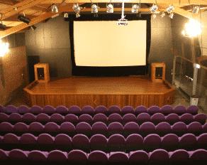 Camp Heino Kinosaal