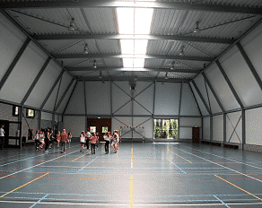 Camp Heino Sporthalle