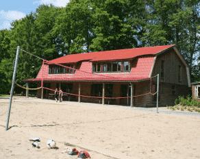 Summercamp Heino Unterkunft
