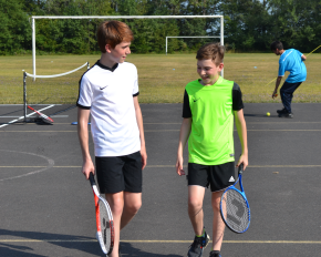 Tennis Camp Move-It Saison 2019