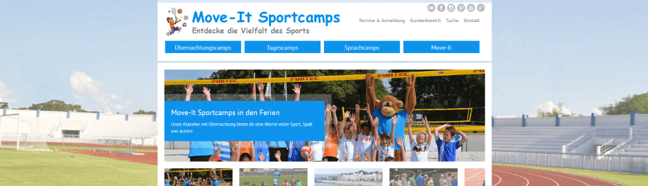 neue Homepage Move-It