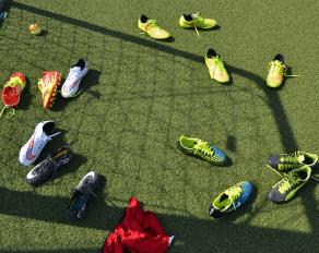 Ostern Rheinsüd Fußballschuhe