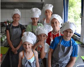 Sommer Brohltal Kochen