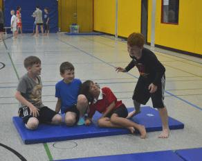 Kinder Sportcamps Baden-Württemberg