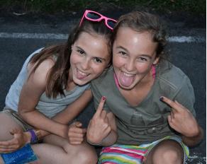 Sommer Waldbröl Mädchen Sportcamps bei Darmstadt