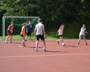 Brohltal Fußballcamps