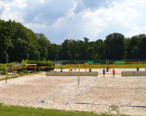 Beachanlage TPSK Köln Camp 2017