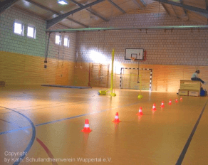 Sporthalle Schullandheim Dalbenden