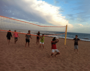 Beachvolleyball - Move-It Sportcamps