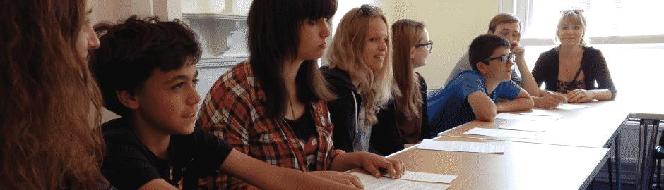 Professionelle Sprachschule mit Zertifikat