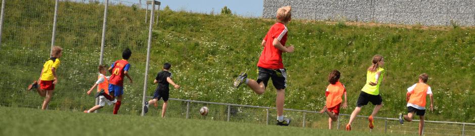 Fußball Tagescamp 6-13 Jahre