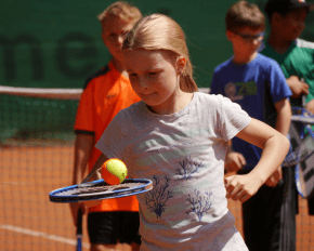 Tenniscamp Kinder Tennis