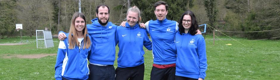 Trainer der Move-It Sportcamps