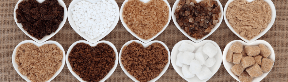Zucker Berg Herz