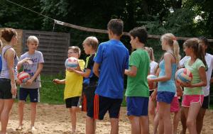 Qualität und Betreuung im Feriencamp