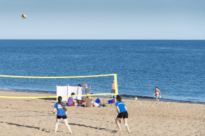 Beachvolleyball Exmouth