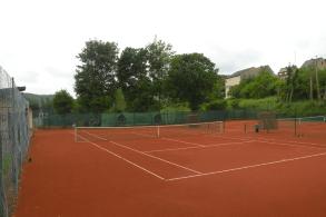 Tennisplatz Brohltal