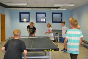Indoor Tischtennis Brohltal