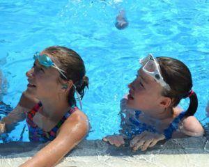 Sportart Schwimmen
